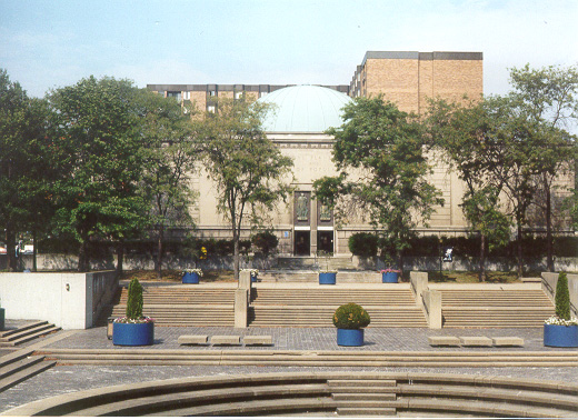 Photo of Buhl Planetarium in Allegheny  Square